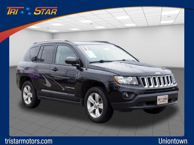Pre-Owned 2017 Jeep Compass Sport 4x4 *Ltd Avail*