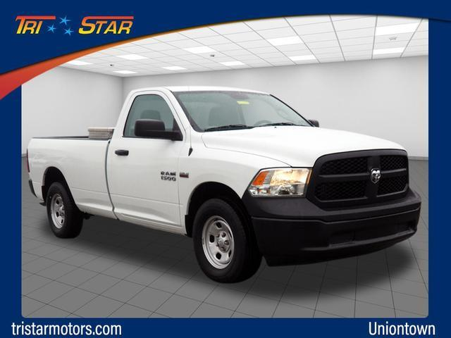 Pre-Owned 2017 Ram 1500 Tradesman 4x4 Regular Cab 8' Box