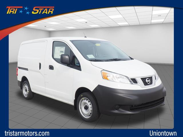 New 2019 Nissan NV200 Compact Cargo S