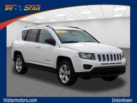 Pre-Owned 2014 Jeep Compass 4WD 4dr Latitude