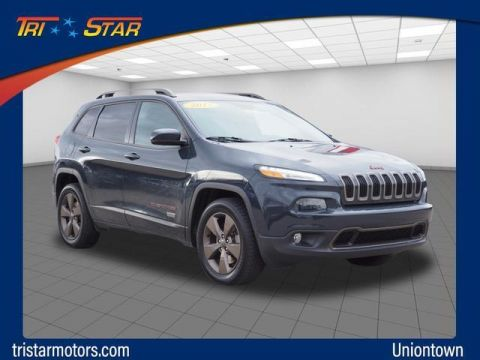 Pre-Owned 2017 Jeep Cherokee 75th Anniversary Edition 4x4 *Ltd A