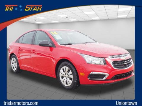 Pre-Owned 2016 Chevrolet Cruze LS Auto