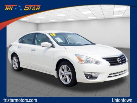 Pre-Owned 2015 Nissan Altima SV