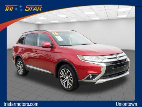 Pre-Owned 2016 Mitsubishi Outlander SEL
