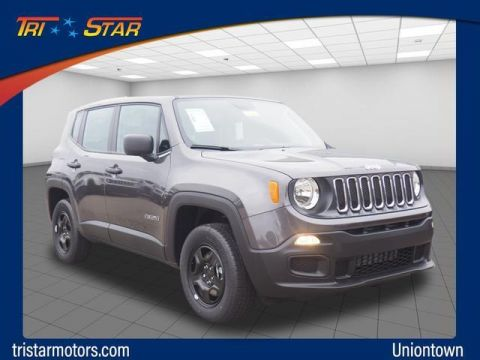 Pre-Owned 2018 Jeep Renegade Sport 4x4